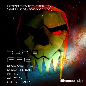 Abyss - Deep Space Stories 1st Anniversary Guest Mix (29-11-2015) on Houseradio.pl