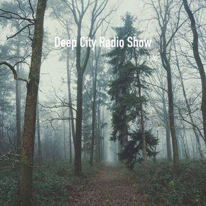 Deep City Radio Show #105 - Part 1 - Andizzzii