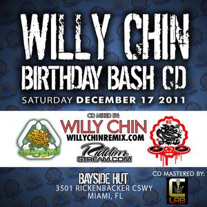 Willy Chin Birthday Bash 2011 Promo Mix - iTapez.com