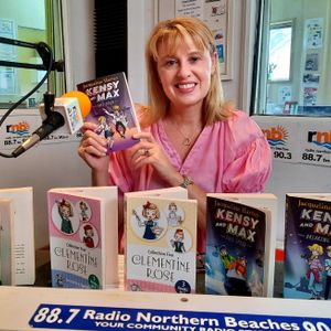 By the Book Episode 81 Internationally Best-Selling Children's Author, Jacqueline Harvey