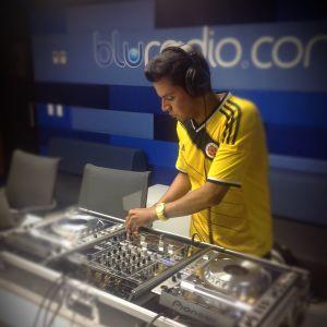 Nicolas Agudelo Live at Blu Radio - 2014-11-15