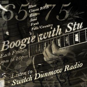 Boogie with Stu - Show #39 - 25th March 2016