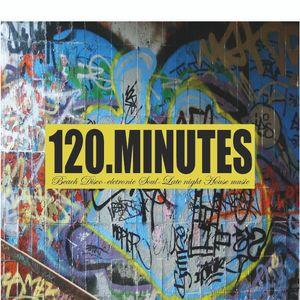 120 Minutes Radio show - 7th October 2017- Paul Housden