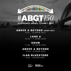 Lane 8 - Live @ Group Therapy 150 (Sydney, Australia) (26.09.2015)