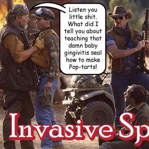 INVASIVE SPECIES - RED EYE REPORT 120
