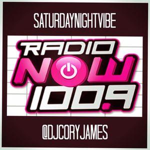Cory James - Live on RadioNow 100.9 - Mix#4 - 4-15-17