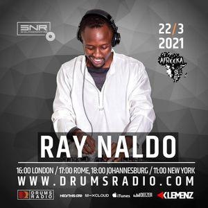 Afreeka with kLEMENZ 22/3/2021 guest: RAY NALDO