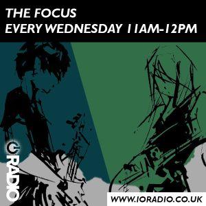 The Focus Show on IO Radio  221117