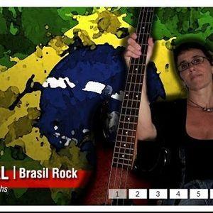 6to / Cartón Postal Rock Brasileño en La Roscka, /  3 + 3 (ciclo de 13 programas)