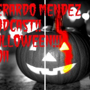 podcast (episode 40) Halloween! 2011 (tech house ,techno) pro ...