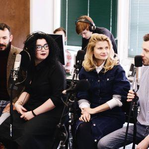 Утреннее Шоу — сезон 10 эпизод 2 — O.Torvald, её, Андрей Колмачевский (14.02.2017)