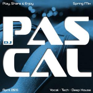 Spring Mix 2015 - DJ Pascal