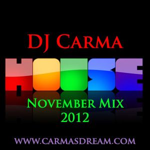 DJ Carma November Mix 2012