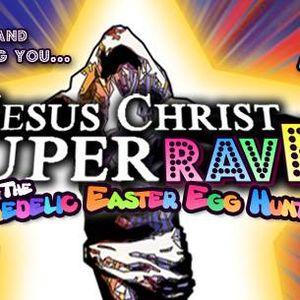 Jesus Superstar Rave 2016