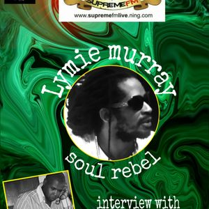 DJ TUBBS IN CONVERSATION WITH PAUL LYMIE MURRAY ON MORE LOVE SUNDAYS
