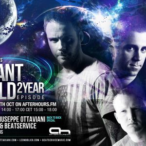 Protrapik - Guest mix for Sneijder's Distant World 2 Year Show