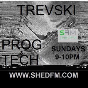 """trevskis shed fm mix """"7"""