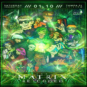 DopplerDeflect - 2015-01-10 - The Matrix ReCoded (Breaks)