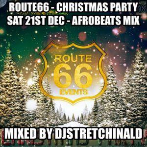 DJ Stretchinald Afro Beats Mix Dec 2013