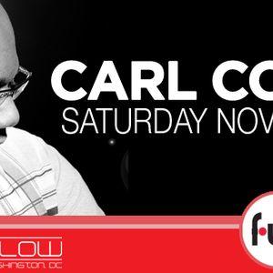 Carl Cox - Live @ Fur, Glow Club, Washington, E.U.A. (12.11.2011)