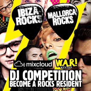 Rocks DJ Competition (Flossy The Snowman)