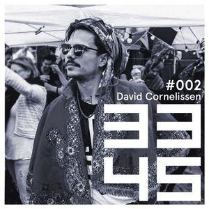 33/45 Podcast Series - #002 - David Cornelissen