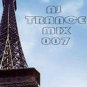 Trance Bass Presents Trance Mix 007 By AJ Chen