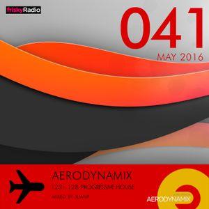 Aerodynamix 041 @ Frisky Radio May 2016 mixed by JuanP