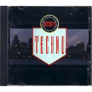 Techno! The Sound of Detroit (Mixed by DJ Taufiq)