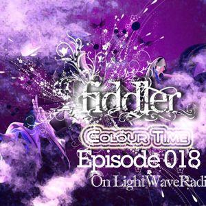 Fiddler - Colour Time (Episode 018) On LightWaveRadio (2012.05.20)