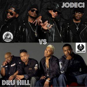 Jodeci vs Dru Hill In The USA Go Here To Listen http://www.audiomack.com/artist/djbrothero