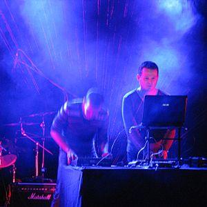"""Hollowave Live at """"Concert de Musiques Amplifiées"""" - Paray-le-Monial, France (2012-02-22)"""