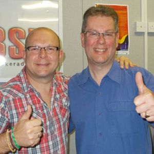 Clive talks to comedy impressionist Paul Burling, during BSR's Monday Community Show - 2nd June 2014