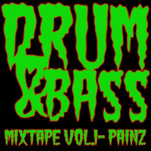 drum&bass mixtape vol.1 mixed by PAINZ