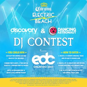 Scandal - Discovery Project: Corona Electric Beach EDC Orlando 2017