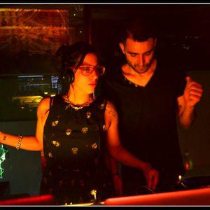 HELENA CON H & CHARLES @ TRIBUTE R&B (HIFI ROOM) STUDIO76 (11/1/14)