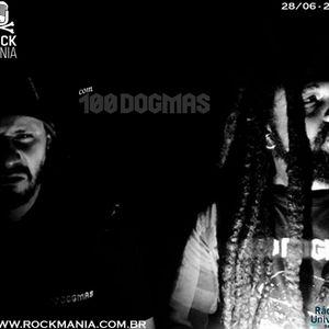 Rock Mania #411 - com 100 Dogmas - 28/06/20
