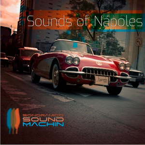 MIXTAPE VOL 8 SOUNDS OF NAPOLES