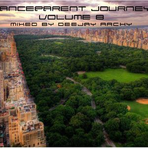 dj archy tranceparent journeys volume 8