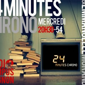 24 minutes chrono - Radio Campus Avignon - 24/10/2012