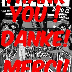 Outch Potato @ Don't Panic, It's Electro! with Modek & Klangfarbe Anitfeind [26.10.12]
