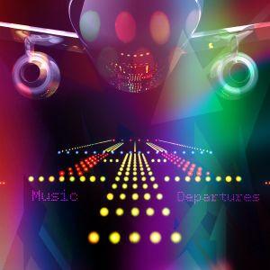 Music Departures Radio Show 23.10.2015 Gingeradio.gr