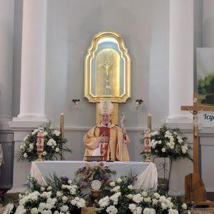 архієпископ Клаудіо Гуджеротті - Проповідь під час священицьких свячень. 08.07.2017