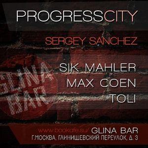 SIK Mahler @ Glina Bar 01/06/2012