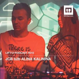 JCB & Alina Kalinina @ LIFT12 Podcast # 015 (11-07-14)