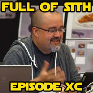 Episode XC: Pablo Hidalgo and the Dark Times