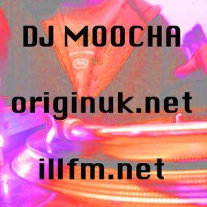 MOOCHA DNB MIX DEC 2011