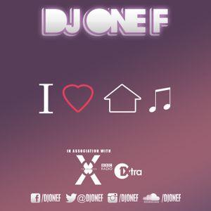 DJ OneF: Vocal House (Recorded Live @ XO Thursdays)