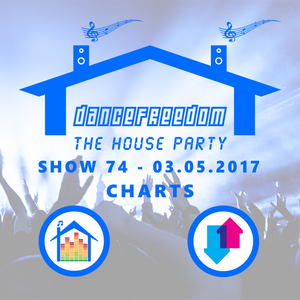 dancefreedom 74 - charts podcast