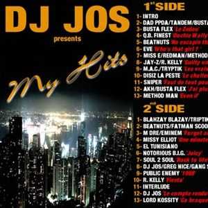 DJ JOS MIXTAPE 9 side A